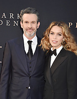 "HOLLYWOOD, CA - JUNE 04: Writer/Director Simon Kinberg (L) and Cleo Wade arrive at the Premiere Of 20th Century Fox's ""Dark Phoenix"" at TCL Chinese Theatre on June 04, 2019 in Hollywood, California.<br /> CAP/ROT/TM<br /> ©TM/ROT/Capital Pictures"