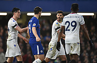 ¡lvaro Morata of Chelsea and James Tomkins of Palace <br /> Londra 10-03-2018 Premier League <br /> Chelsea - Crystal Palace<br /> Foto PHC Images / Panoramic / Insidefoto <br /> ITALY ONLY