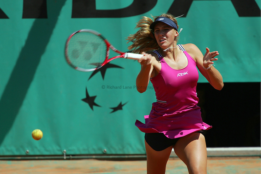 Photo: Iconsport/Richard Lane Photography..Roland Garros 2006..06/06/2006..Nicole Vaidisova.