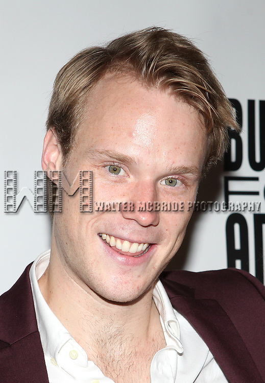 David Coomber  attending the Opening Night Performance After Party for 'Bullet For Adolf' at Hurley's Saloon in New York City on 8/8/2012.