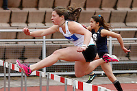 Atletismo 2014 Campeonato metropolitano juvenil