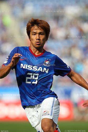 Hiroyuki Taniguchi (F.Marinos), MAY 21st, 2011 - Football : 2011 J.LEAGUE Division 1 between Yokohama F.Marinos 4-0 Ventforet Kofu at Nissan Stadium, Kanagawa, Japan. (Photo by YUTAKA/AFLO SPORT) [1040].