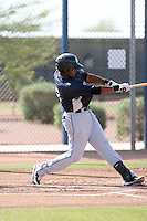 Mario Martinez, Seattle Mariners 2010 minor league spring training..Photo by:  Bill Mitchell/Four Seam Images.