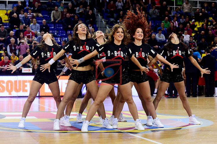 Turkish Airlines Euroleague 2016/2017.<br /> Regular Season - Round 28.<br /> FC Barcelona Lassa vs Crvena Zvezda MTS Belgrade: 67-54.<br /> Dream Cheers.
