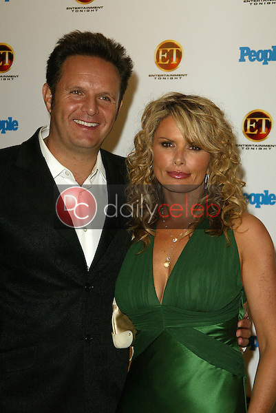 Mark Burnett and Roma Downey<br /> At the Entertainment Tonight Emmy Party Sponsored by People Magazine, The Mondrian Hotel, West Hollywood, CA 09-18-05<br /> Jason Kirk/DailyCeleb.com 818-249-4998