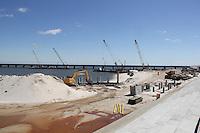 New marina construction - Bay St. Louis, Mississippi