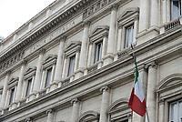 Roma, 29 Maggio 2018<br /> Palazzo Koch, sede di Banca d'Italia in Via Nazionale<br /> Relazione annuale Banca d'Italia