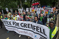 Justice 4 Grenfell Demo 15-6-19