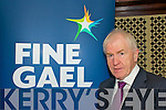 Fine Gael Convention :Deputy Jimmy Deenihan, Fine Gael, from Listowel