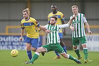 Romford vs Soham Town Rangers 19-12-15