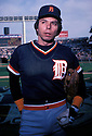 Detroit Tiger Darrell Evans (30) during a game from his 1984 season. Darrell Evans  played for 21 years with 3 different teams and was a 2-time All-Star.(David Durochik/SportPics)(David Durochik/SportPics)
