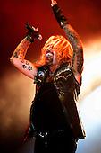 Jun 10, 2007: MOTLEY CRUE - Download Festival Day 2