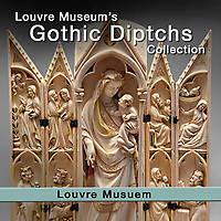 Gothic Diptychs - Louvre Museum Paris - Pictures & Images of -