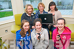 The parent's associations of Killarney three secondary schoools have come together to host a talk on internet safety on February 29th. .Back L-R Bernadette O'Donoghue, Mary O'Shea and Mernie Lenihan. .Front L-R Clare O'Shea, Abbey O'Donoghue and Emma Lenihan.