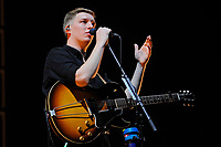 MAR 19 George Ezra performing at O2 Arena, London