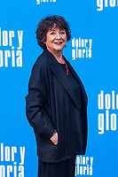 The actress Julieta Serrano attends the photocall of the movie 'Dolor y gloria' in Villa Magna Hotel, Madrid 12th March 2019. (ALTERPHOTOS/Alconada) /NortePhoto.con NORTEPHOTOMEXICO