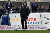 Trainer Torsten Frings (SV Darmstadt 98) - 28.10.2017: SV Darmstadt 98 vs. Holstein Kiel, Stadion am Boellenfalltor, 2. Bundesliga
