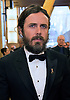 26.02.2017; Hollywood, USA: CASEY AFFLECK<br /> attends The 89th Annual Academy Awards at the Dolby&reg; Theatre in Hollywood.<br /> Mandatory Photo Credit: &copy;AMPAS/NEWSPIX INTERNATIONAL<br /> <br /> IMMEDIATE CONFIRMATION OF USAGE REQUIRED:<br /> Newspix International, 31 Chinnery Hill, Bishop's Stortford, ENGLAND CM23 3PS<br /> Tel:+441279 324672  ; Fax: +441279656877<br /> Mobile:  07775681153<br /> e-mail: info@newspixinternational.co.uk<br /> Usage Implies Acceptance of Our Terms &amp; Conditions<br /> Please refer to usage terms. All Fees Payable To Newspix International