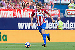 Julio Salinas during the last match to be played by Atletico de Madrid at Vicente Calderon Stadium in Madrid, May 28, 2017. Spain.. (ALTERPHOTOS/Rodrigo Jimenez)
