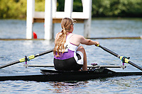 Race: 158 J1x Heat - Putney High Sch  vs Merch Taylors <br /> <br /> Henley Women's Regatta 2017<br /> <br /> To purchase this photo, or to see pricing information for Prints and Downloads, click the blue 'Add to Cart' button at the top-right of the page.