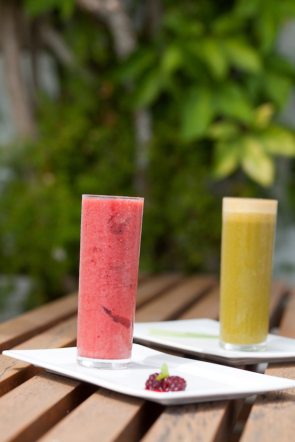 **have names of drinks in my notes<br /> <br /> Enjoy fresh juices at Casa Brancas Boutique Hotel and Spa