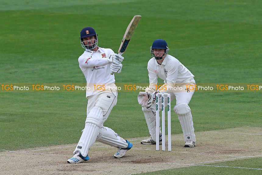 Ryan ten Doeschate hits six runs for Essex during Essex CCC vs Durham MCCU, English MCC University Match Cricket at The Cloudfm County Ground on 4th April 2017