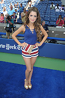 FLUSHING NY- AUGUST 27: Laura Marano attends Arthur Ashe kids day at the USTA Billie Jean King National Tennis Center on August 27, 2016 in Flushing Queens. Photo byMPI04 / MediaPunch