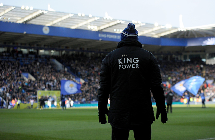 A general view of King Power Stadium, home of Leicester City<br /> <br /> Photographer Hannah Fountain/CameraSport<br /> <br /> The Premier League - Leicester City v Manchester United - Sunday 3rd February 2019 - King Power Stadium - Leicester<br /> <br /> World Copyright © 2019 CameraSport. All rights reserved. 43 Linden Ave. Countesthorpe. Leicester. England. LE8 5PG - Tel: +44 (0) 116 277 4147 - admin@camerasport.com - www.camerasport.com