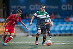 HKFA U-21 vs Yau Yee League Select during the Main tournament of the HKFC Citi Soccer Sevens on 22 May 2016 in the Hong Kong Footbal Club, Hong Kong, China. Photo by Lim Weixiang / Power Sport Images