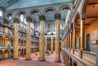 National Building Museum Washington DC Architecture
