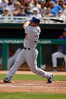 Blake DeWitt  - Los Angeles Dodgers 2009 spring training.Photo by:  Bill Mitchell/Four Seam Images