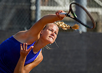 Rotterdam, Netherlands, August 22, 2017, Rotterdam Open, Nina Kruijer (NED)<br /> Photo: Tennisimages/Henk Koster
