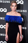 Actress Ana Fernandez attends the 2018 GQ Men of the Year awards at the Palace Hotel in Madrid, Spain. November 22, 2018. (ALTERPHOTOS/Borja B.Hojas)