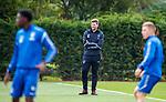 01.08.2018 Rangers training: Steven Gerrard
