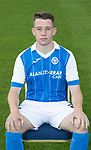 St Johnstone FC Season 2017-18 Photocall<br />Kyle McClean<br />Picture by Graeme Hart.<br />Copyright Perthshire Picture Agency<br />Tel: 01738 623350  Mobile: 07990 594431