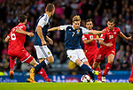 Scotland's Stuart Armstrong during the World Cup Qualifying Group F match at Hampden Park Stadium, Glasgow. Picture date 4th September 2017. Picture credit should read: Craig Watson/Sportimage