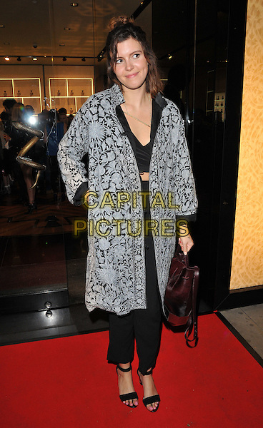 Georgia LA ( Georgia Lewis Anderson ) attends the #Disaronno Wears Cavalli cocktail reception to mark new Disaronno Limited Edition bottle by Cavalli, Roberto Cavalli boutique, Sloane Street, London, England, UK, on Wednesday 04 November 2015. <br /> CAP/CAN<br /> &copy;Can Nguyen/Capital Pictures