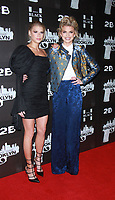 NEW YORK, NY February 07, 2018:Charlotte McKinney, AnnaLynne McCord attend the New York premere of First We Take Brooklyn hosted by 28 Flims and Danny A. Abeckaser at Regal Battery Park in New York. February 07, 2018. <br /> CAP/MPI/RW<br /> &copy;RW/MPI/Capital Pictures
