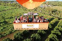 20170314 14 March Hot Air Balloon Cairns