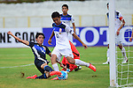 Krygyzstan vs Japan during their AFC U-16 Championship India 2016 Group B match at GMC Stadium on 19 September 2016, in Goa, India. Photo by Stringer / Lagardere Sports