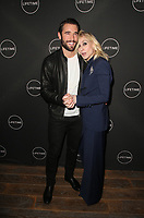WEST HOLLYWOOD, CA - JANUARY 9: Josh Bowman, Judith Light, at the Lifetime Winter Movies Mixer at Studio 4 at The Andaz Hotel in West Hollywood, California on January 9, 2019. Credit:Faye Sadou/MediaPunch
