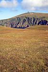 Saxa Vord former military site, Unst, Shetland Islands, Scotland