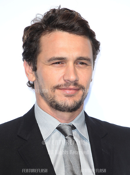 James Franco arriving for the BMW i3 Launch Party, at Old Billingsgate, London. 29/07/2013 Picture by: Alexandra Glen / Featureflash