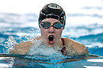 Marina Segedin of United during the New Zealand Junior Swimming Championships, Owen G Glenn National Aquatic Centre, Auckland New Zealand. Sunday 21 February 2016 Photo: Simon Watts/www.bwmedia.co.nz