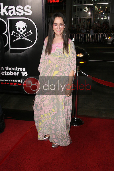 Kennedy<br /> at the premiere of &quot;Jackass 3D,&quot; Chinese Theater, Hollywood, CA. 10-13-10<br /> Dave Edwards/DailyCeleb.com 818-249-4998