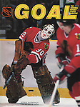 NHL Goal magazine front cover