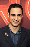 "Zac Posen attends the Broadway Opening Night of ""Torch Song"" at the Hayes Theater on Noveber 1, 2018 in New York City."