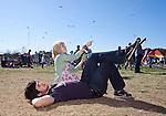 Kite Fest 2012 in Austin, Texas