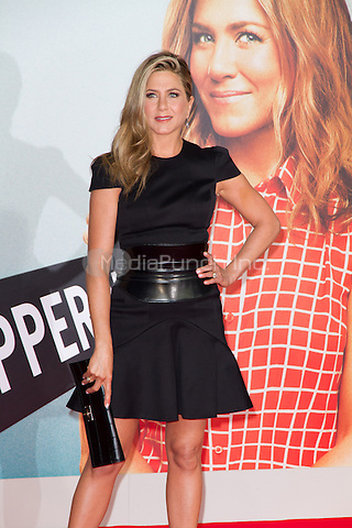 Jennifer Aniston attending the We Are The Millers (german title: Wir sind die Millers) premiere held at CineStar, Sony Center, Berlin, Germany, 15.08.2013. <br /> Photo by Christopher Tamcke/insight media /MediaPunch Inc. ***FOR USA ONLY***