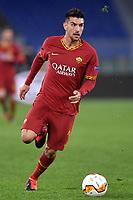 Lorenzo Pellegrini of AS Roma <br /> Roma 20-02-2020 Stadio Olimpico <br /> Football Europa League 2019/2020 Round of 32 first leg <br /> AS Roma -  Kaa Gent <br /> Photo Andrea Staccioli / Insidefoto